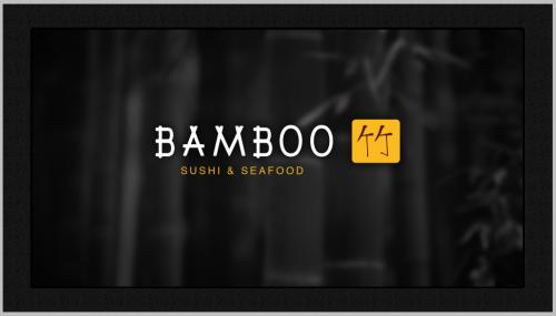 Bamboo Sushi Menu