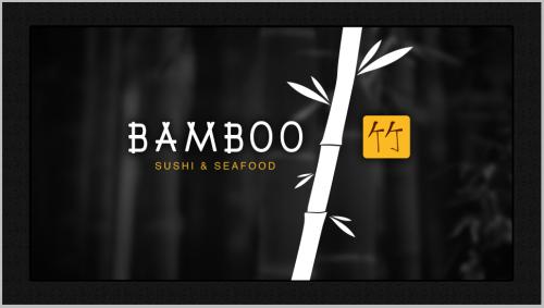 Bamboo Sushi Menu Miami Dolphins