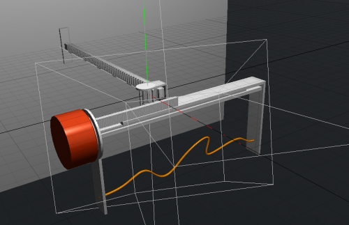 Robotic Arm Attachment