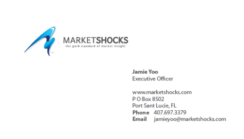 Marketshocks.com (Market Shocks), Jamie Yoo